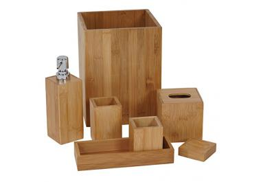 Accessorio per bagno in legno » acquista Accessori per bagno in legno online su Livingo