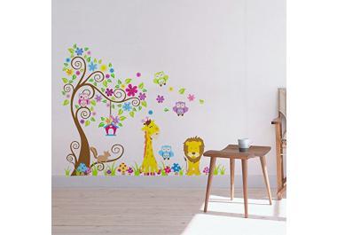 Stickers Cameretta Disney : Adesivi murali bambini disney cameretta principesse disney avec