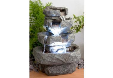 Fontana a cascata acquista fontane a cascata online su - Fontane a cascata da giardino ...