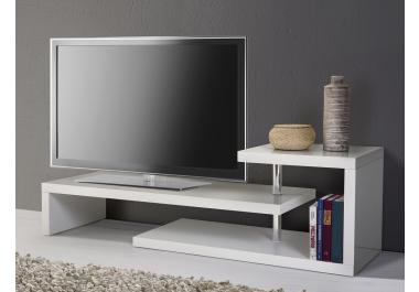 Mobile porta tv acquista mobili porta tv online su livingo for Mensole ikea bianco lucido