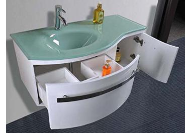 mobili bagno sospesi