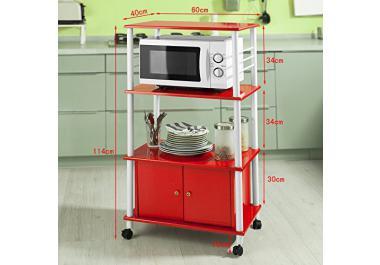 Scaffale da cucina acquista scaffali da cucina online su livingo - Scaffale per cucina ...
