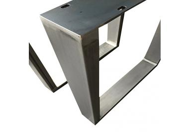 Tavolo in legno grezzo acquista tavoli in legno grezzo online su livingo - Tavolo legno grezzo prezzo ...