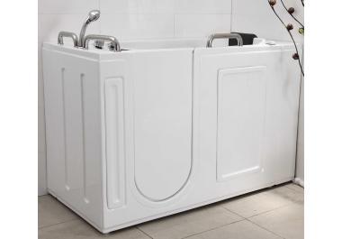 Vasca da bagno con porta acquista vasche da bagno con porta online su livingo - Vasca bagno con porta ...