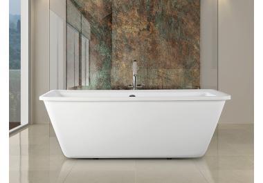 vasca da bagno rettangolare